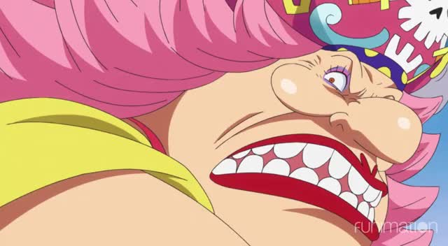 Watch breaking news GIF by Funimation (@funimation) on Gfycat. Discover more One Piece, One Piece episode 834, OnePiece, anime, ep834, funimation, funny GIFs on Gfycat