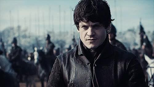 Watch and share Ramsey Bolton GIFs on Gfycat