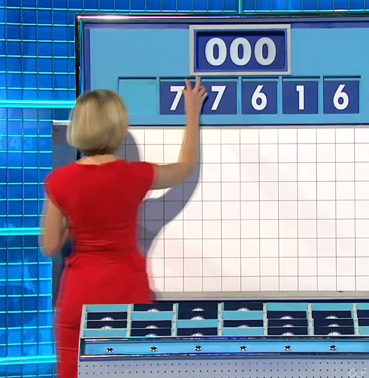 RachelRiley, rachelriley, I'm telling you the plot never ends with Rachel Riley - Here's #6, see comments for the rest. (reddit) GIFs