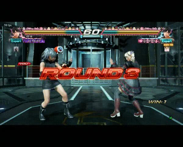 Watch and share Ling Xiaoyu GIFs and Tekken 7 GIFs by SugarDAD on Gfycat
