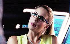 Watch and share Felicity Smoak GIFs and Stephen Amell GIFs on Gfycat