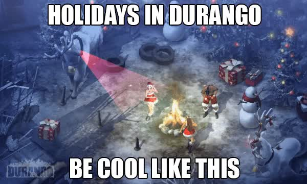 Watch and share Durango Christmas Event GIFs on Gfycat