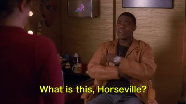 Watch 30 Rock - Neighsayers GIF by @kevin_church on Gfycat. Discover more That's solid., Wordplay!, tina fey, tracy morgan GIFs on Gfycat