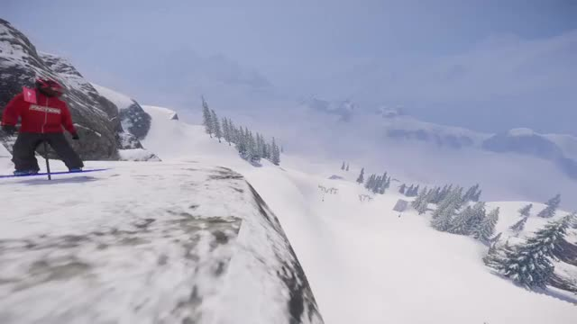 Watch and share Videogame GIFs and Snow GIFs by cob90 on Gfycat