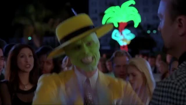 Watch and share Maske (1994) GIFs on Gfycat