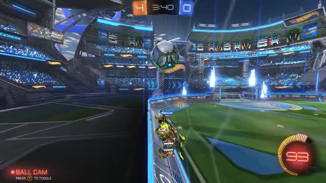 Watch and share Rocket League GIFs and Curveball GIFs by bird AKA villainguy on Gfycat