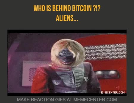 Watch and share Bitcoin & Aliens GIFs on Gfycat