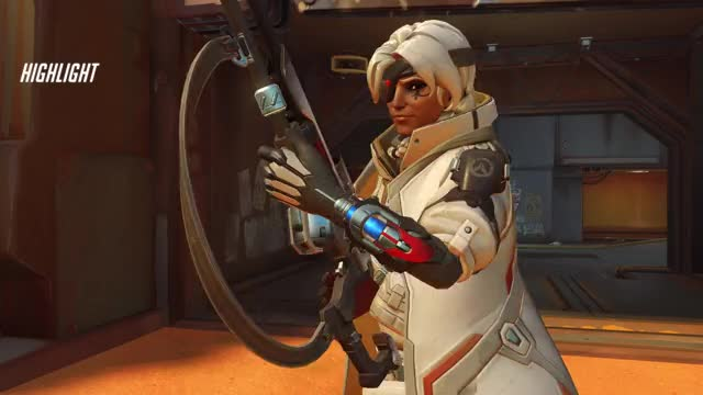 Watch and share Overwatch GIFs by sockmeister on Gfycat