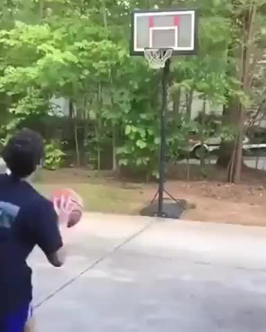 Trying to make a basketball shot GIFs