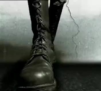 Watch and share Laibach Boots GIFs on Gfycat