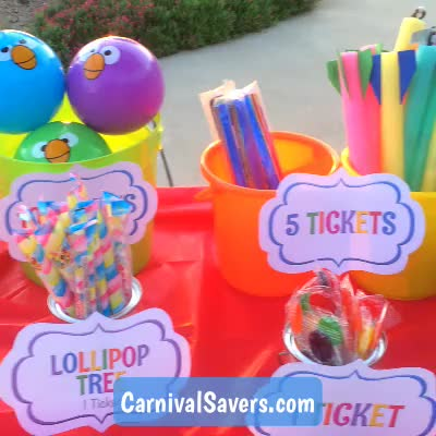 Watch and share Canrival Prizes GIFs and School Carnival GIFs by Carnival Savers on Gfycat