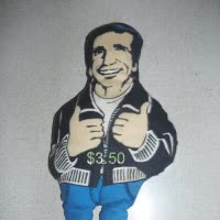 Watch and share Vintage FONZ Plush Doll GIFs on Gfycat
