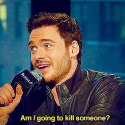 Watch and share Richard Madden GIFs on Gfycat