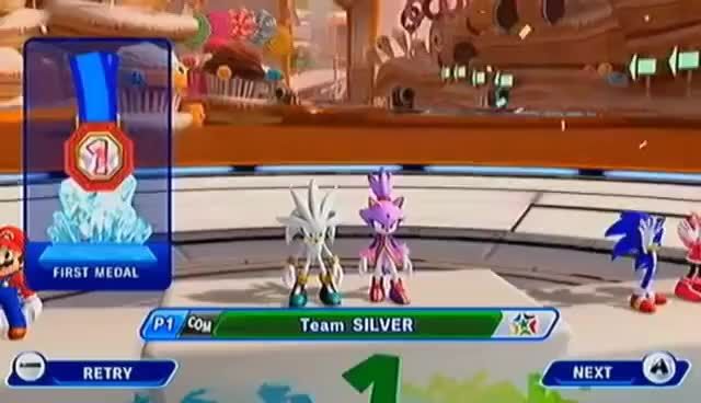 Watch and share Silver & Blaze Olympic Games GIFs on Gfycat