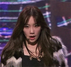 KBS, foodmonster, gif, girls generation, i got a boy, kimtaeyeon, snsd, taengoo, taeyeon, ShikShin's Generation GIFs