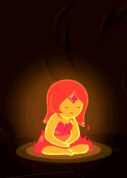 Watch and share Meditacion GIFs and Peace GIFs on Gfycat