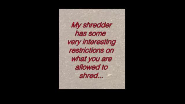 Watch and share Shredder GIFs by yonderoslt on Gfycat