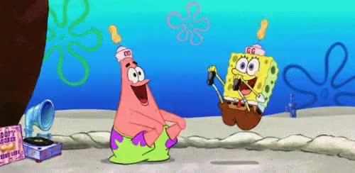 Watch and share Spongebob Patrick Naked GIFs on Gfycat