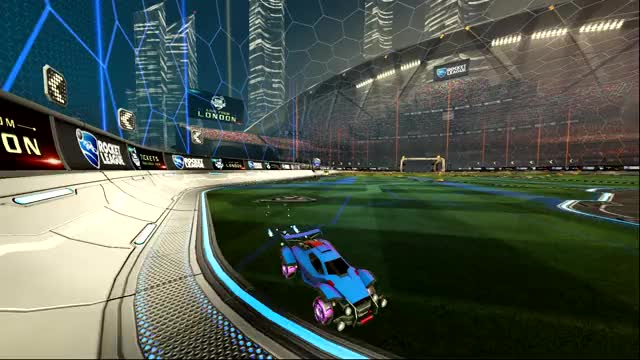 Watch and share Rocket League GIFs and Double Touch GIFs by kynosaur on Gfycat