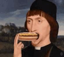 Watch and share Hotdog Eating GIFs on Gfycat