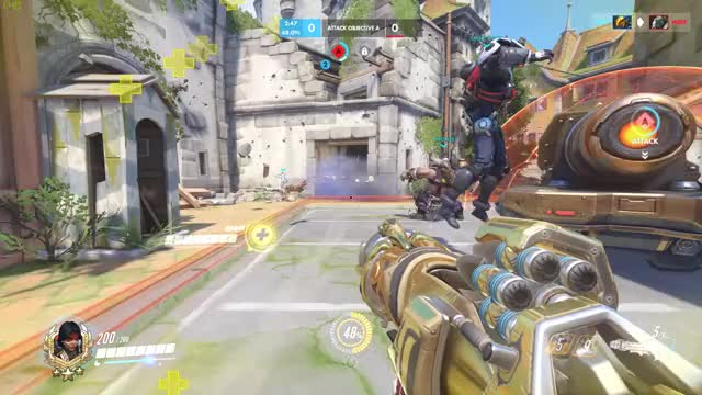 Watch and share Overwatch GIFs and Pharah GIFs by shontray on Gfycat