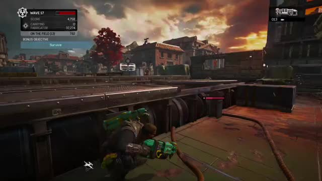 Watch Dropshot Greatest Hits: #3 GIF by Gamer DVR (@xboxdvr) on Gfycat. Discover more GearsofWar4, PowerBalladMan, xbox, xbox dvr, xbox one GIFs on Gfycat