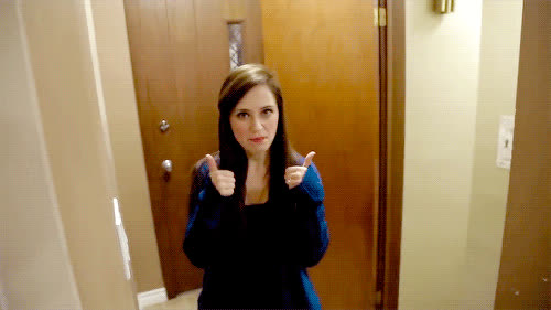 ApprenticeEh, Kelly Sullivan, thumb, thumbs up, up, yes, Thumbs Up GIFs