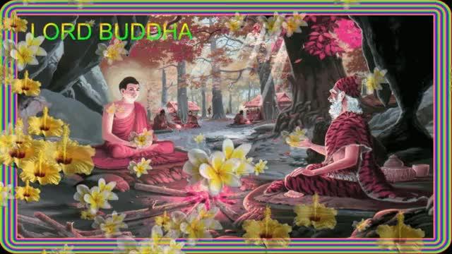 Watch and share Lord Buddha GIFs by pramodmittal on Gfycat