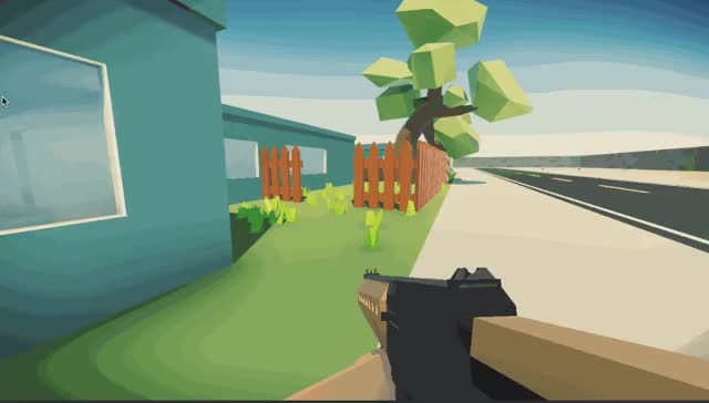 Watch and share Lowpoly GIFs and Unity3d GIFs by creaturesurvive on Gfycat