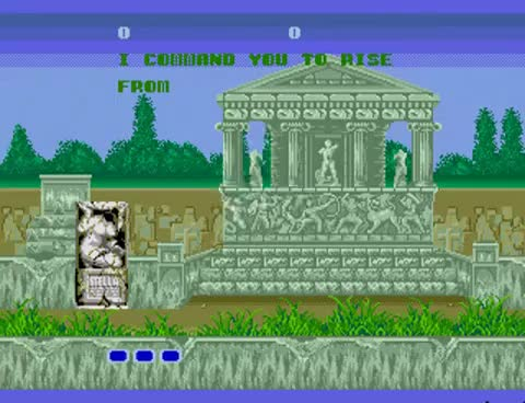 """Watch and share """"Rise From Your Grave!"""" - Altered Beast GIFs on Gfycat"""