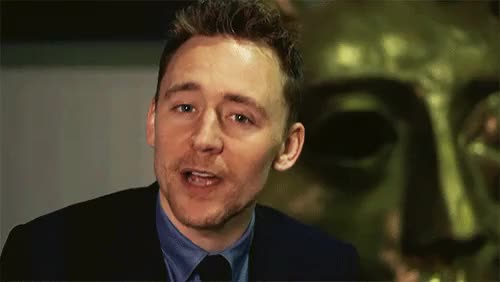 Watch and share Tom Hiddleston Gifs GIFs and Thats What He Says GIFs on Gfycat