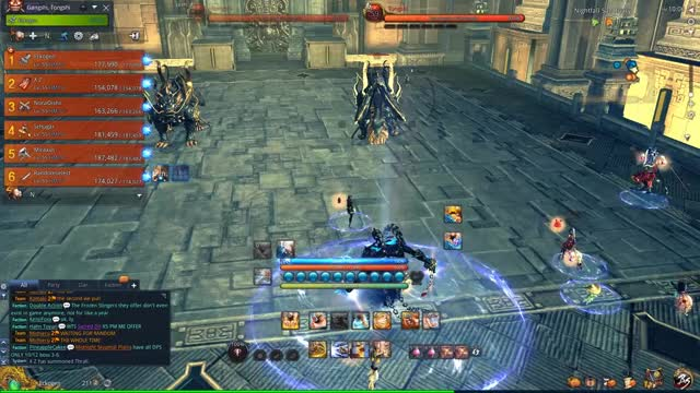 Watch and share Blade And Soul GIFs and Soulshields GIFs on Gfycat