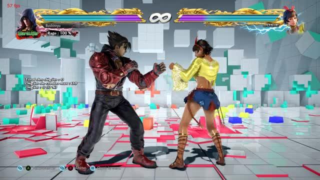 Watch and share Tekken GIFs by Tekken Laboratory on Gfycat