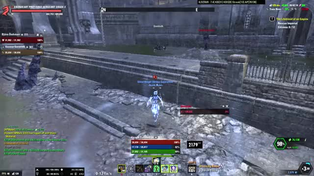 Watch and share Elder Scrolls Online 2021-02-06 02-42-12 Trim GIFs by vaquinux on Gfycat