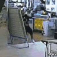 Watch and share Robber Fail GIFs on Gfycat