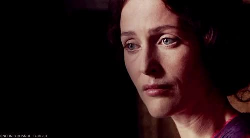 Watch  We Are Spirits In The Material World  GIF on Gfycat. Discover more actress, bleak house, boogie woogie, films, gillian anderson, hannibal, playing by heart, the fall, the house of mirth, the last king of scotland, the mighty, tv, tv shows, x files GIFs on Gfycat