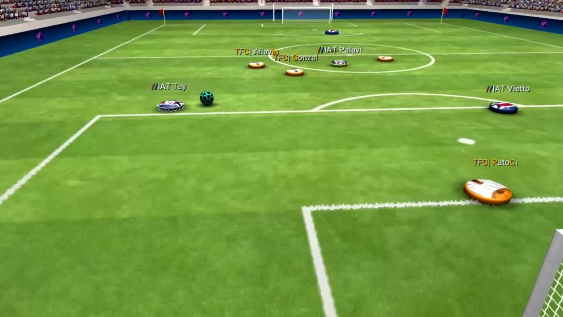 Ball 3D, Toronto FC, fifa, soccer, tfc, para la seleccion patocachalotes GIFs
