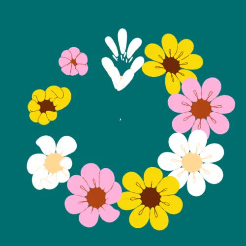 Watch and share Flowers GIFs by Lê Hạnh Trang on Gfycat