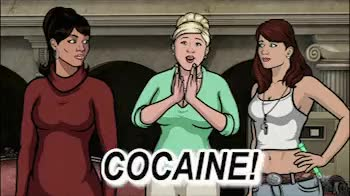 Watch Archer pam GIF on Gfycat. Discover more related GIFs on Gfycat