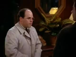Watch and share George Costanza GIFs and Seinfeld GIFs on Gfycat