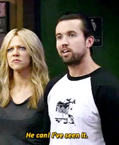 Watch and share Always Sunny Gif GIFs and Dennis Reynolds GIFs on Gfycat