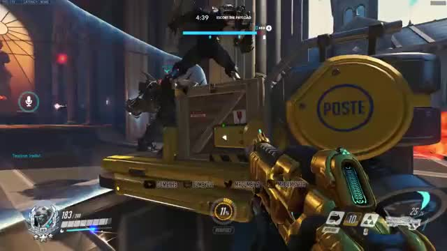Watch and share Soldier 76 GIFs and Overwatch GIFs by Gumby on Gfycat