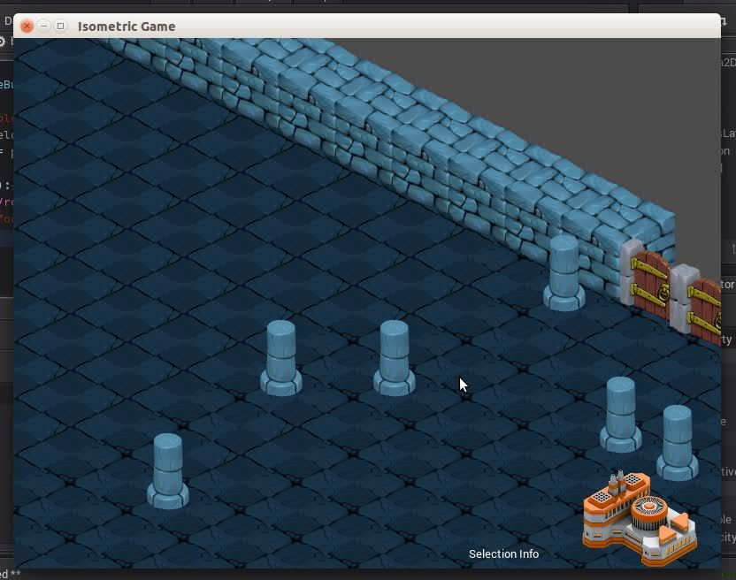 Godot Engine, Some very small RTS steps GIFs