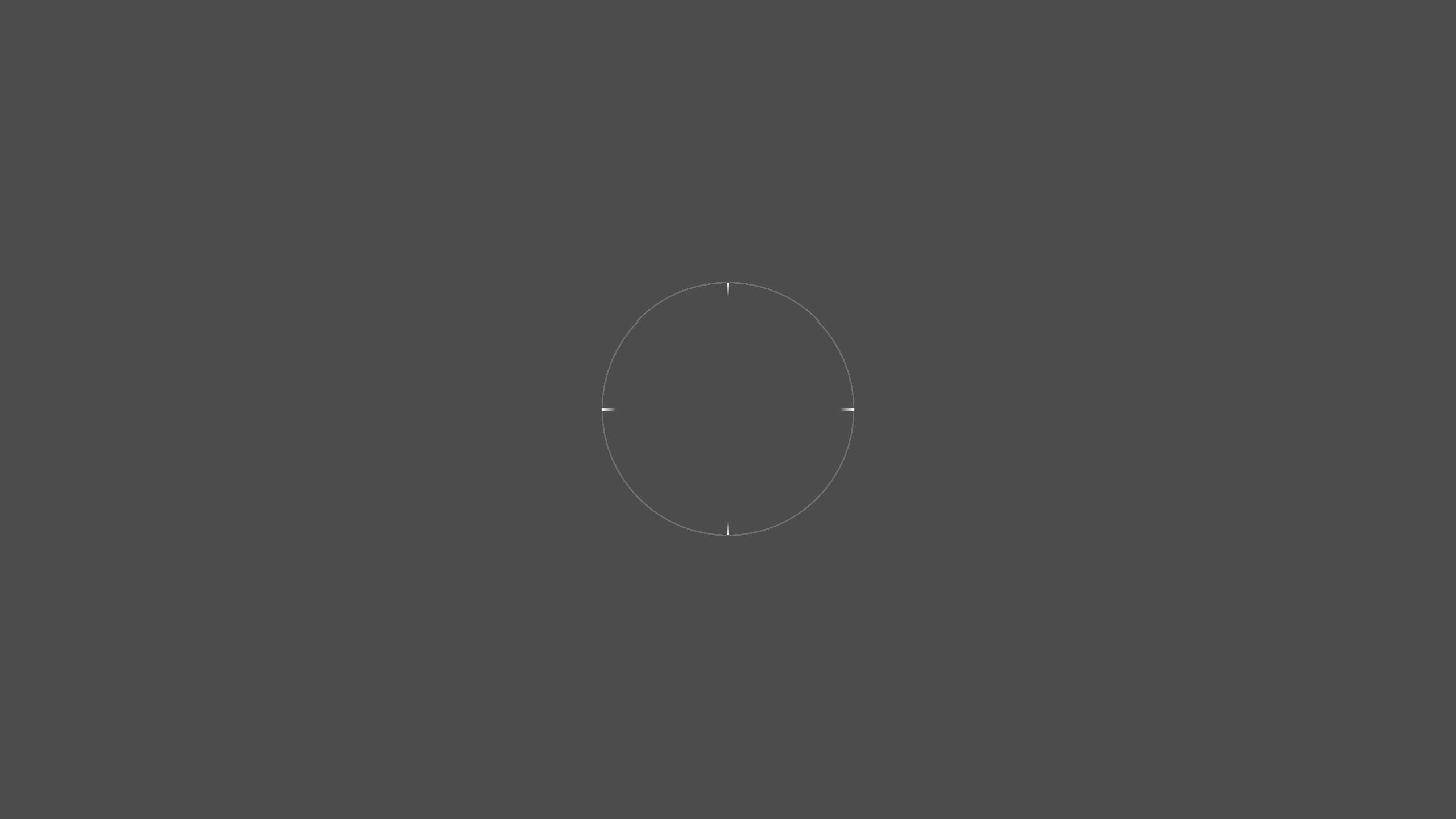Godot Procedural Crosshair WIP GIFs