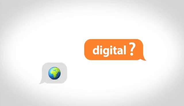 Watch and share Qual A Diferença Entre Digital E Digitau? GIFs on Gfycat