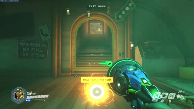 Watch and share Junkertown Defense To First Gate 10s GIFs on Gfycat