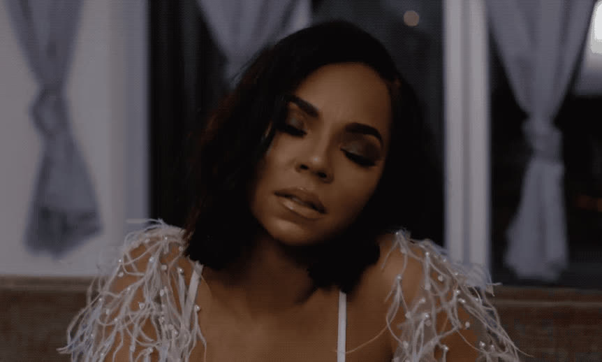 agh, ashanti, bitch, bored, boring, disappointed, dolla, ft, god, less, my, no, oh, omg, please, say, tired, tiring, ty, Ashanti - Say less ft Ty Dolla GIFs