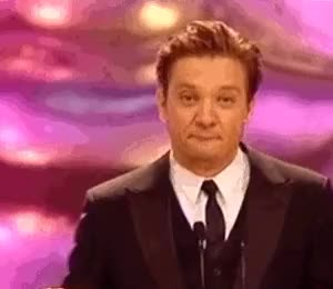 Watch and share Jeremy Renner GIFs and Celebs GIFs on Gfycat