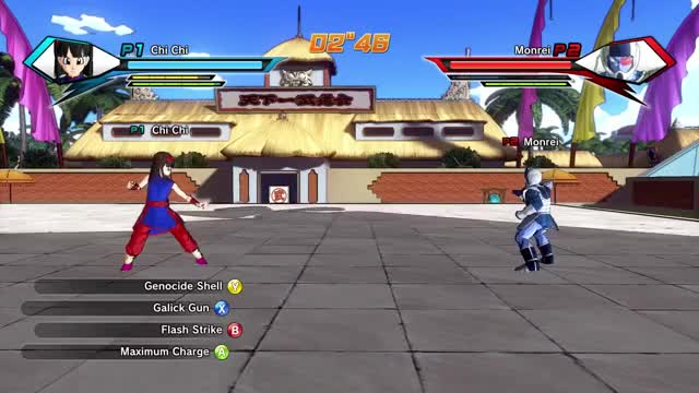 Watch Genocide Shell GIF on Gfycat. Discover more dragonball, xenoverse GIFs on Gfycat