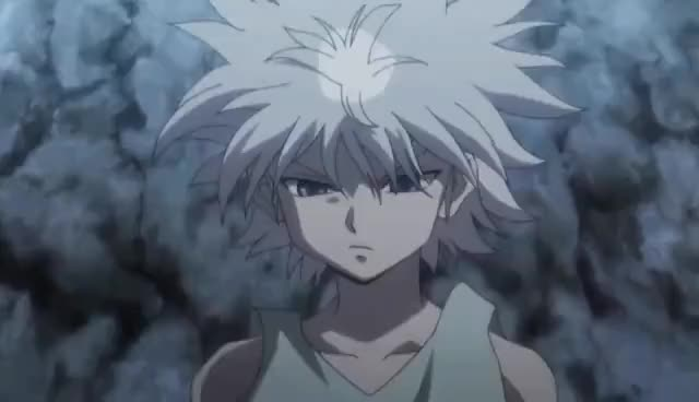 Watch Godspeed Killua GIF on Gfycat. Discover more Anime, Hunter x Hunter, Killua GIFs on Gfycat